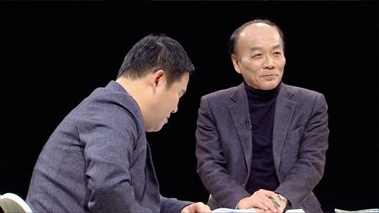 전원책. 사진=JTBC '썰전'