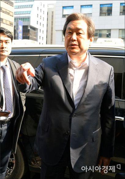 김무성 새누리당 대표.
