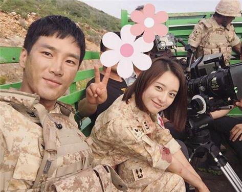 안보현, 김지원. 사진=김지원 인스타그램 캡처