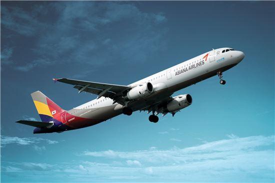 아시아나항공 A321기