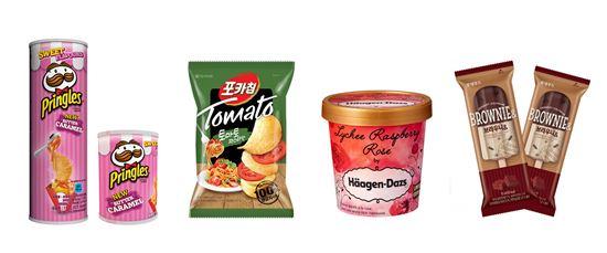 식음료업계, 맛의 1+1 트렌드 '콤비네이션' 제품이 뜬다