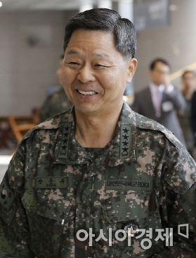 장준규 육군총장
