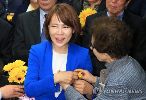 전현희 후보. 사진=연합뉴스