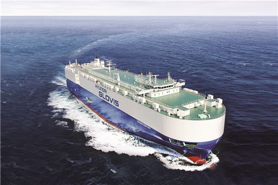 KT SAT, 현대글로비스 선박에 MVSAT 서비스 공급