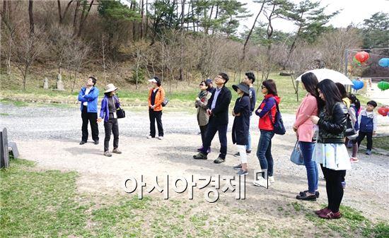 호남대 관광경영학과, 대학원 석박사 과정 문화·역사관광 현장답사