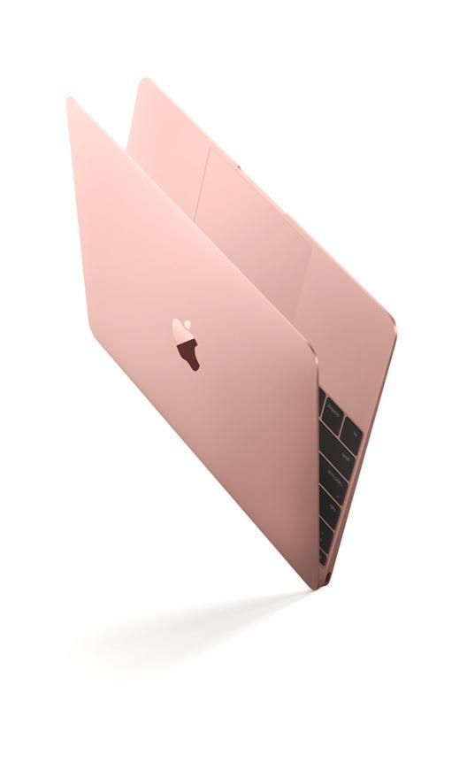 애플 12인치 맥북(로즈골드)