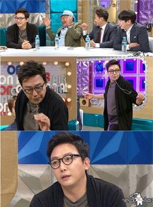 '라디오 스타' 탁재훈/사진=MBC 홈페이지