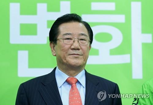 박준영 국민의당 당선인. 사진=연합뉴스