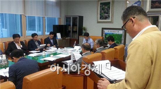 구례군은 '사전 컨설팅감사' 활성화 교육을 실시했다.