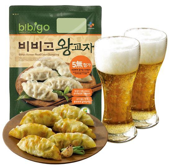 '홈술족' 위한 간편 맥주 안주로 '만두' 인기