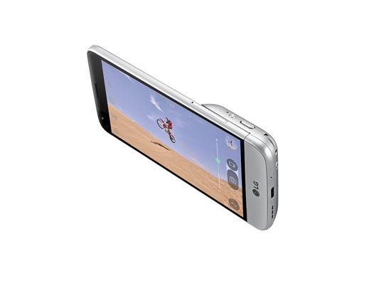 캠플러스 모듈을 장착한 LG G5