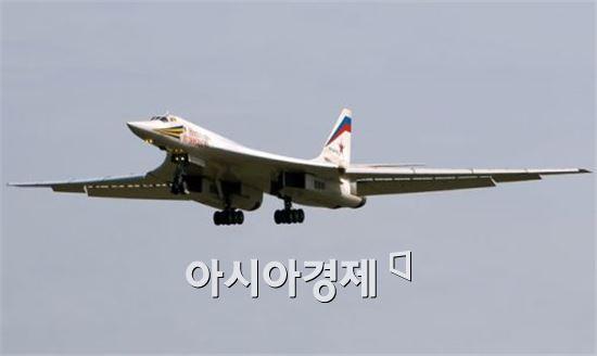 TU-160 블랙잭 전략 폭격기