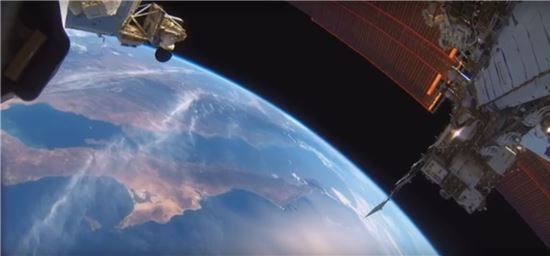 ▲'아름다운 행성'이 개봉돼 관심을 모으고 있다.[사진제공=NASA]