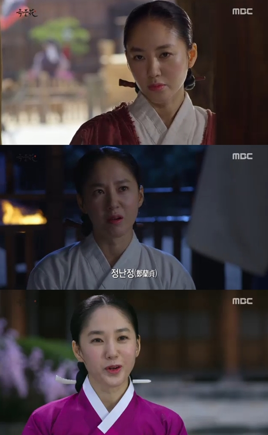 '옥중화' 첫방송, 박주미 강렬한 '정난정'…'아이스크림 소녀' 정다빈도 달라졌네