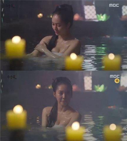 '옥중화' 박주미. 사진=MBC 방송화면 캡처