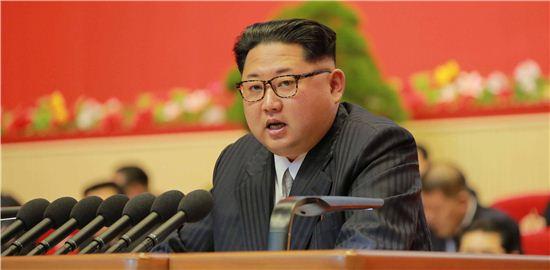 북한 김정은 노동당 위원장. (사진=연합뉴스)