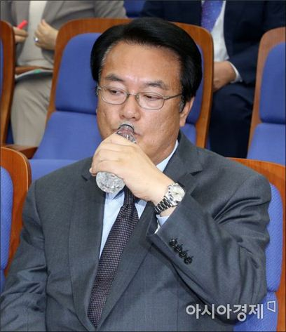 정진석 새누리당 신임 원내대표. 사진=아시아경제DB