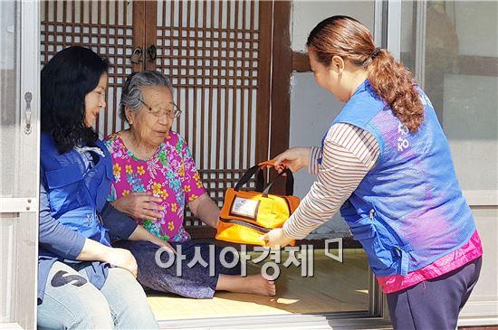 장흥지역자활센터 농촌행복꾸러미 사업 선정