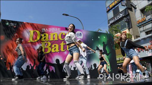 [포토]댄스배틀, 귀요미 무대