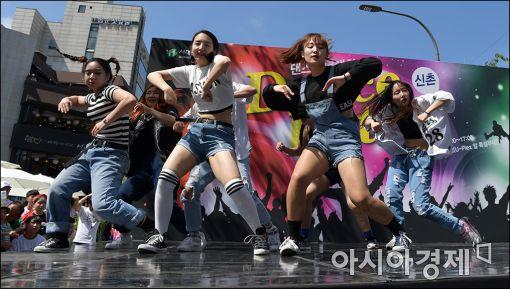 """[포토]""""우린 댄스머신"""""""
