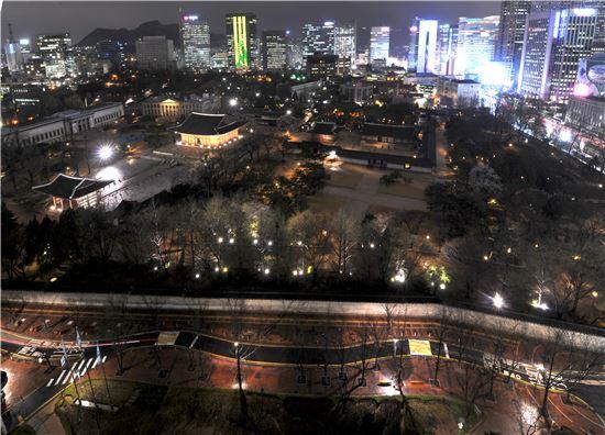 서울시 야경