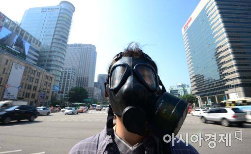 '노후 경유차 못 들어온다'…서울시, 미세먼지 농도 줄이기 나서