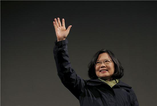 차이잉원(蔡英文) 대만 총통