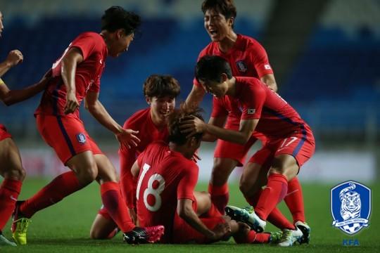 U19 축구대표팀 [사진=대한축구협회 제공]