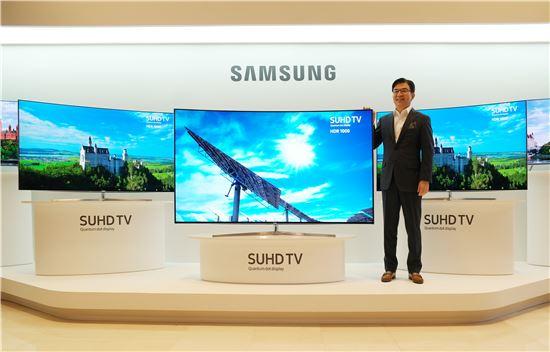 삼성전자 SUHD TV