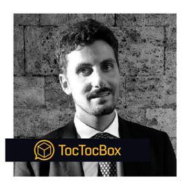 루제로 페데(Ruggero Fede) 톡톡박스 대표