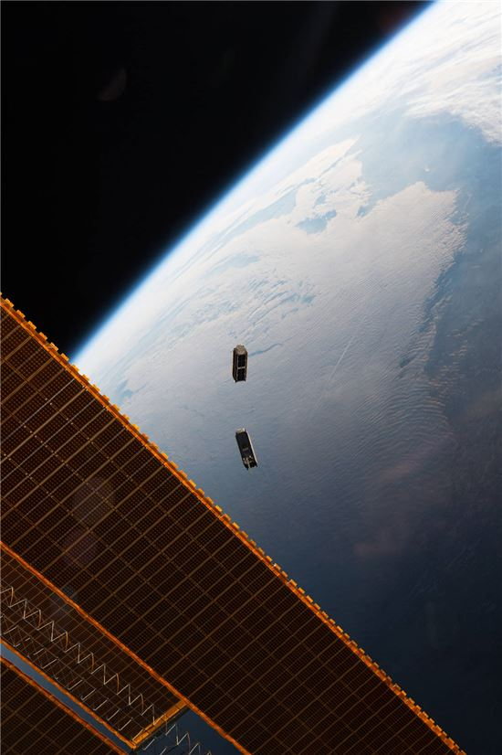 [스페이스]'작은 위성'…우주과학 꽃핀다