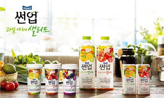 식·음료업계, 색다르게 즐기는 이색 과채음료 눈길