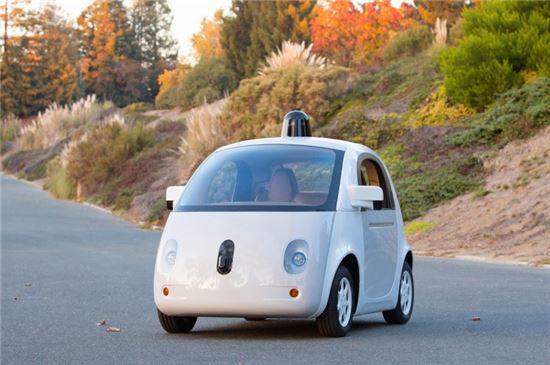 구글의 무인자동차