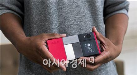 구글의 조립형 스마트폰 '프로젝트 아라'