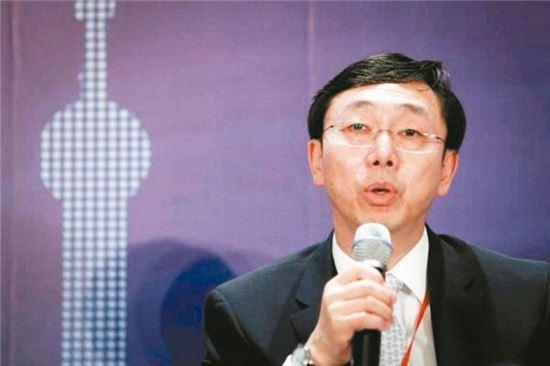 장타오(張濤) 중국 인민은행 부행장.