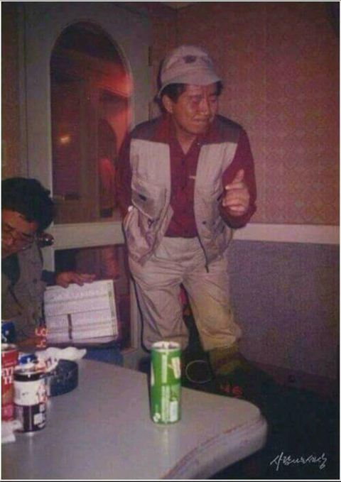 사진=정청래 의원 트위터, 故노무현 대통령
