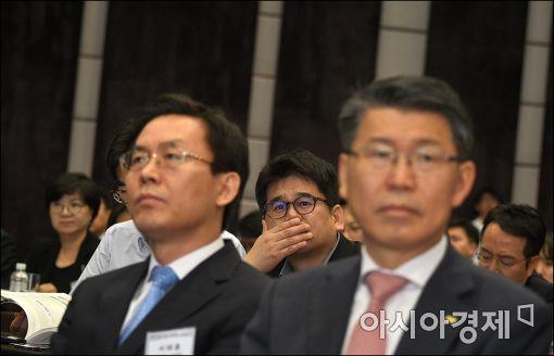 [포토]진지한 서울아시아금융포럼