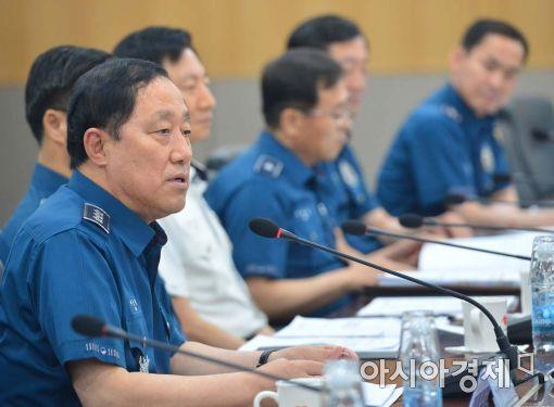 [포토]발언하는 이상원 서울경찰청장