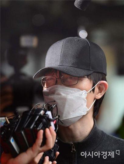 '강남역 묻지마' 살인사건 피의자 김모(34)씨. 사진=아시아경제DB
