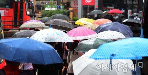 [포토]우산행렬