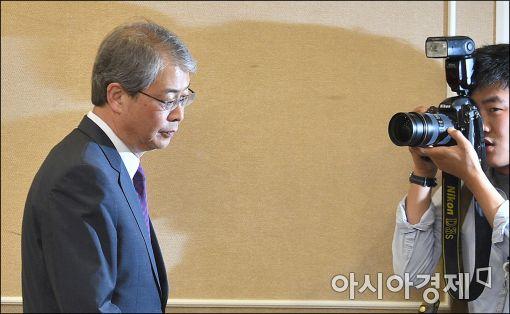 [포토]임종룡 위원장, 조선·해운업 구조조정관련 당정 참석