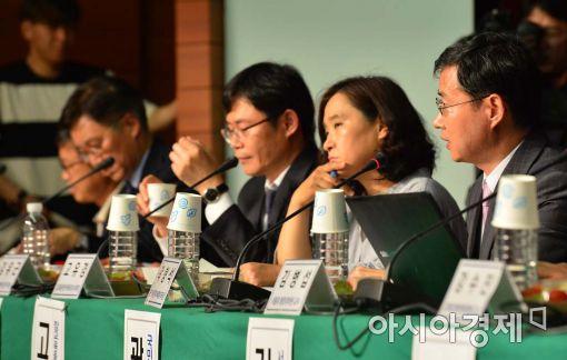 [포토]발제하는 곽형석 국민권익위원장