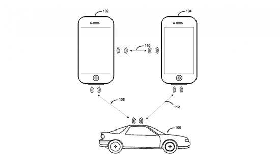 애플, 아이폰으로 차량 제어하는 특허 취득