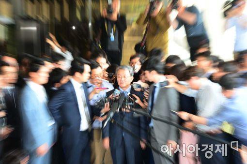 홍만표 3억 로비 실패했다는 검찰