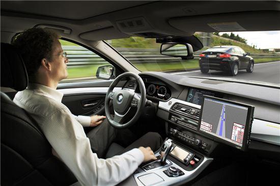 BMW 자율주행