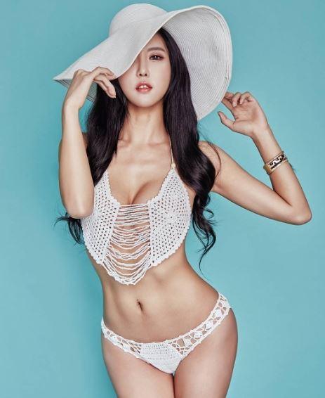 허윤미 화보 / 사진=허윤미 인스타그램 캡처