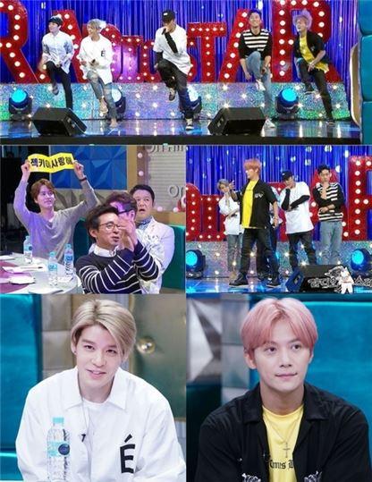 '라디오스타' 젝스키스. 사진=MBC 인스타그램