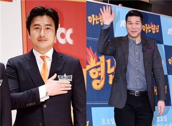 안정환·서장훈, SBS 새 예능 '꽃놀이패'로 뭉친다