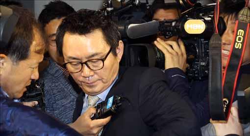 윤창중 청와대 전 대변인. 사진=아시아경제 DB