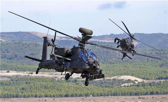 미국 무장공격헬기 아파치